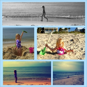 Sam Beach Collage