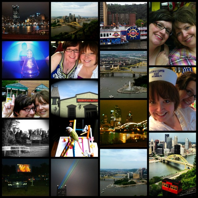 Pittsburgh Collage