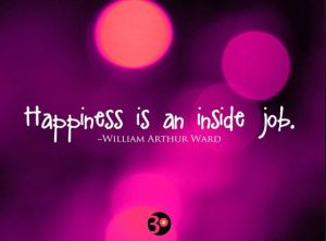 Happiness Inside Job