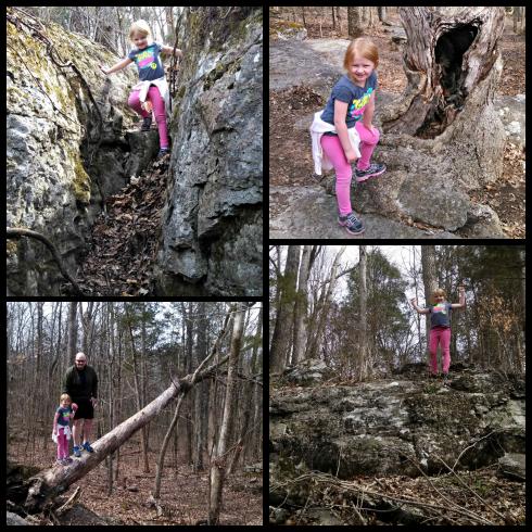 Beware Kid Hiking
