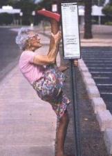 Flexibility is Ageless